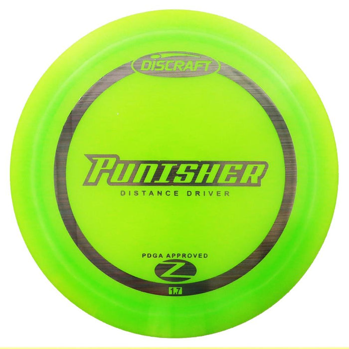 Discraft Elite Z Punisher Distance Driver Golf Disc