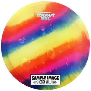 Discraft Fly Dye Elite Z Sol Midrange Golf Disc