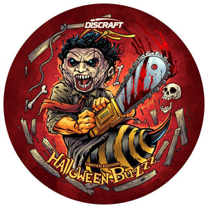 Discraft Limited Edition 2018 Halloween SuperColor ESP Buzzz Midrange Golf Disc