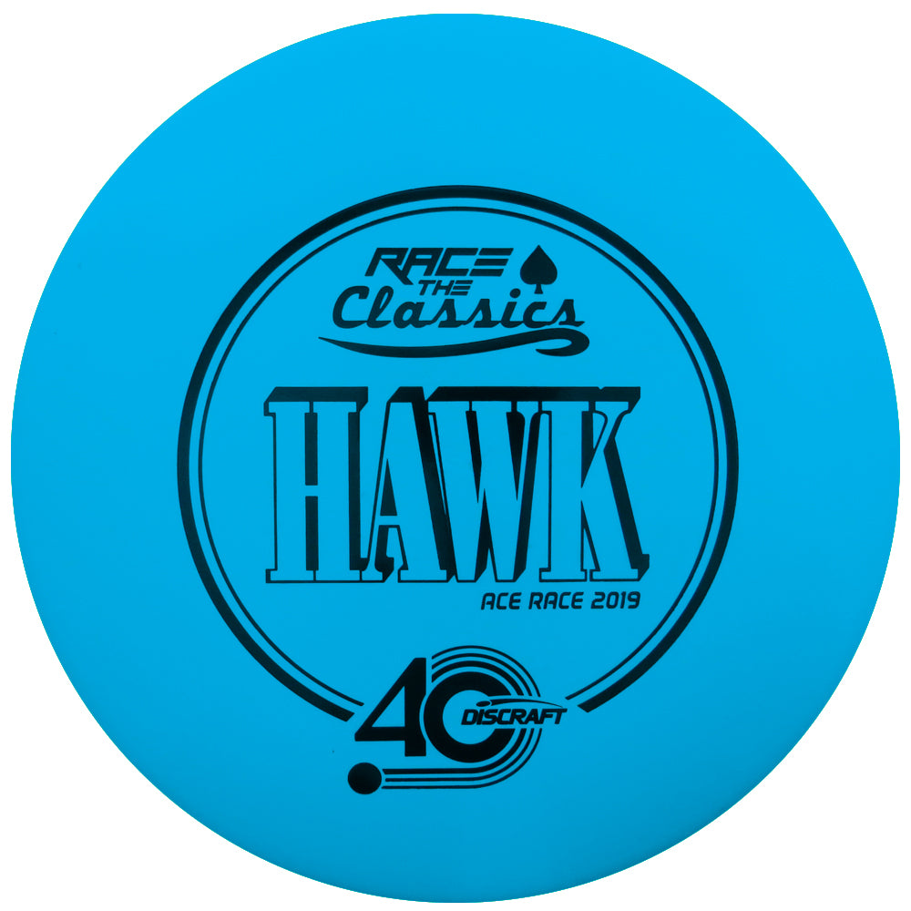 Discraft Limited Edition 2019 Ace Race ESP Hawk Midrange Golf Disc