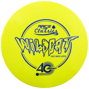 Discraft Limited Edition 2019 Ace Race ESP Wildcat Distance Driver Golf Disc