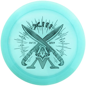 Discraft Limited Edition 2019 Matt Mayo Memorial Elite Z Machete Distance Driver Golf Disc