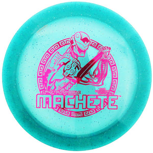 Discraft Limited Edition 2019 Ledgestone Open Sparkle CryZtal Z Machete Distance Driver Golf Disc