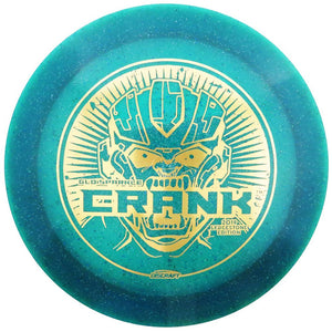 Discraft Limited Edition 2019 Ledgestone Open Sparkle Glo Elite Z Crank Distance Driver Golf Disc