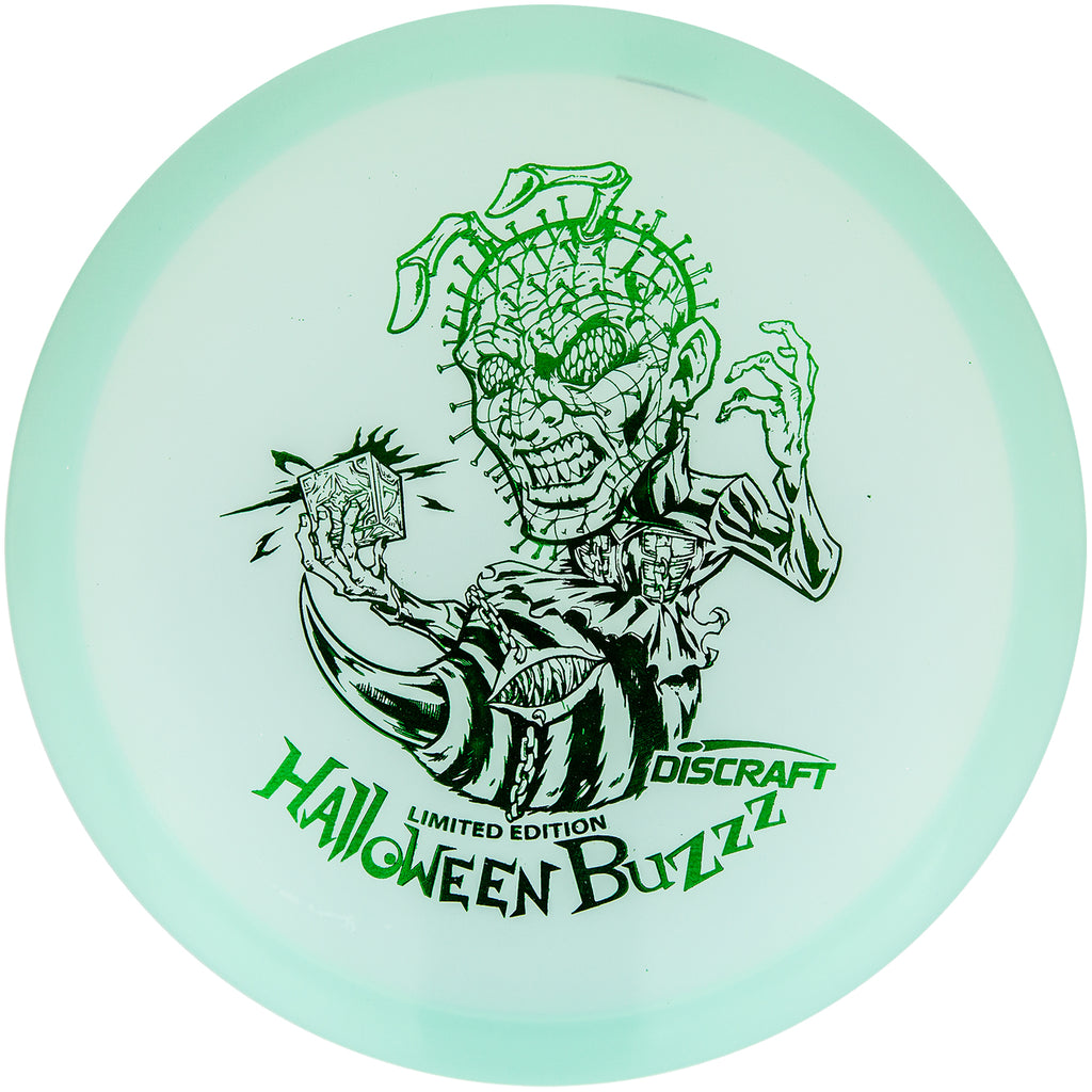 Discraft Limited Edition 2020 Halloween Glo Elite Z Buzzz Midrange Golf Disc
