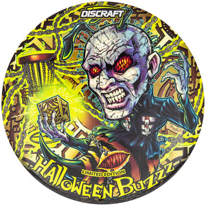 Discraft Limited Edition 2020 Halloween SuperColor ESP Buzzz Midrange Golf Disc