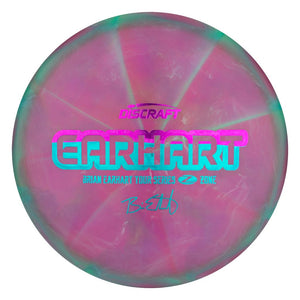 Discraft Limited Edition 2020 Tour Series Brian Earhart Swirl Elite Z Zone Putter Golf Disc