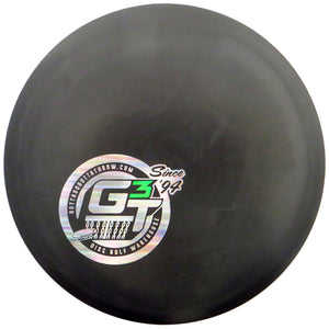 Discraft Limited Edition Gotta Go Gotta Throw 25th Anniversary Rubber Blend Buzzz Midrange Golf Disc