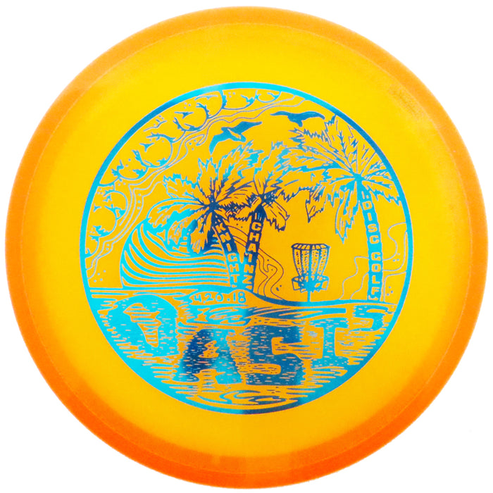 Discraft Limited Edition 2018 420 DGO CryZtal Z Challenger Putter Golf Disc