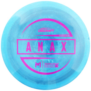 Discraft Limited Edition First Run Paul McBeth Signature ESP Anax Distance Driver Golf Disc