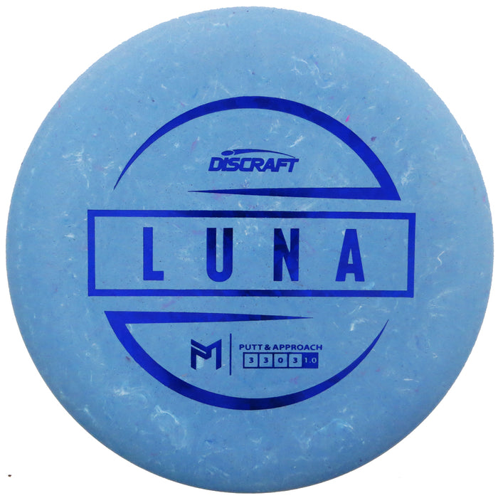 Discraft Limited Edition Paul McBeth Signature Jawbreaker Luna Putter Golf Disc
