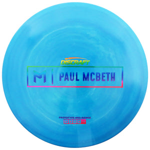 Discraft Limited Edition Prototype Paul McBeth Signature ESP Malta Midrange Golf Disc