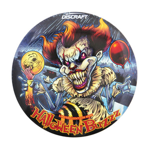 Discraft Mini Limited Edition 2019 Halloween SuperColor ESP Buzzzz Mini Golf Disc
