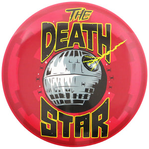 Discraft Star Wars Death Star SuperColor ESP Buzzz Midrange Golf Disc