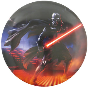Discraft Star Wars Darth Vader SuperColor ESP Buzzz Midrange Golf Disc