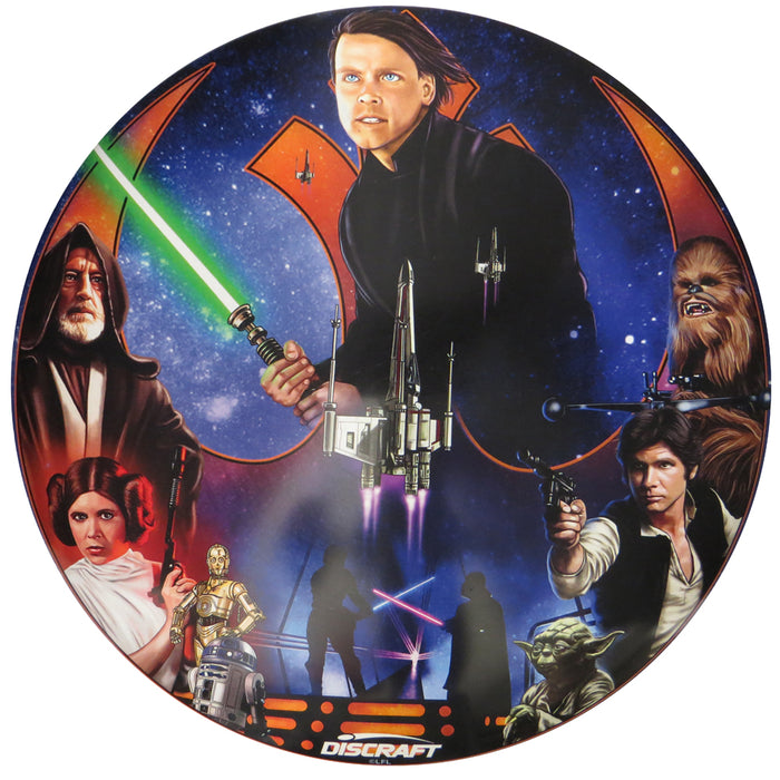 Discraft Star Wars Light Side Collage SuperColor ESP Buzzz Midrange Golf Disc