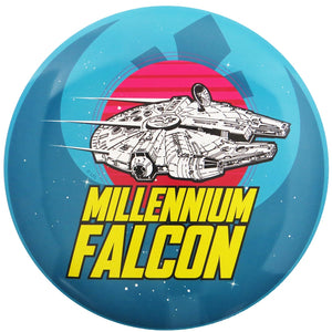 Discraft Star Wars Millennium Falcon SuperColor ESP Buzzz Midrange Golf Disc