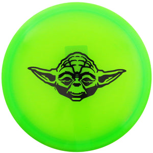 Discraft Star Wars Yoda Elite Z Buzzz Midrange Golf Disc