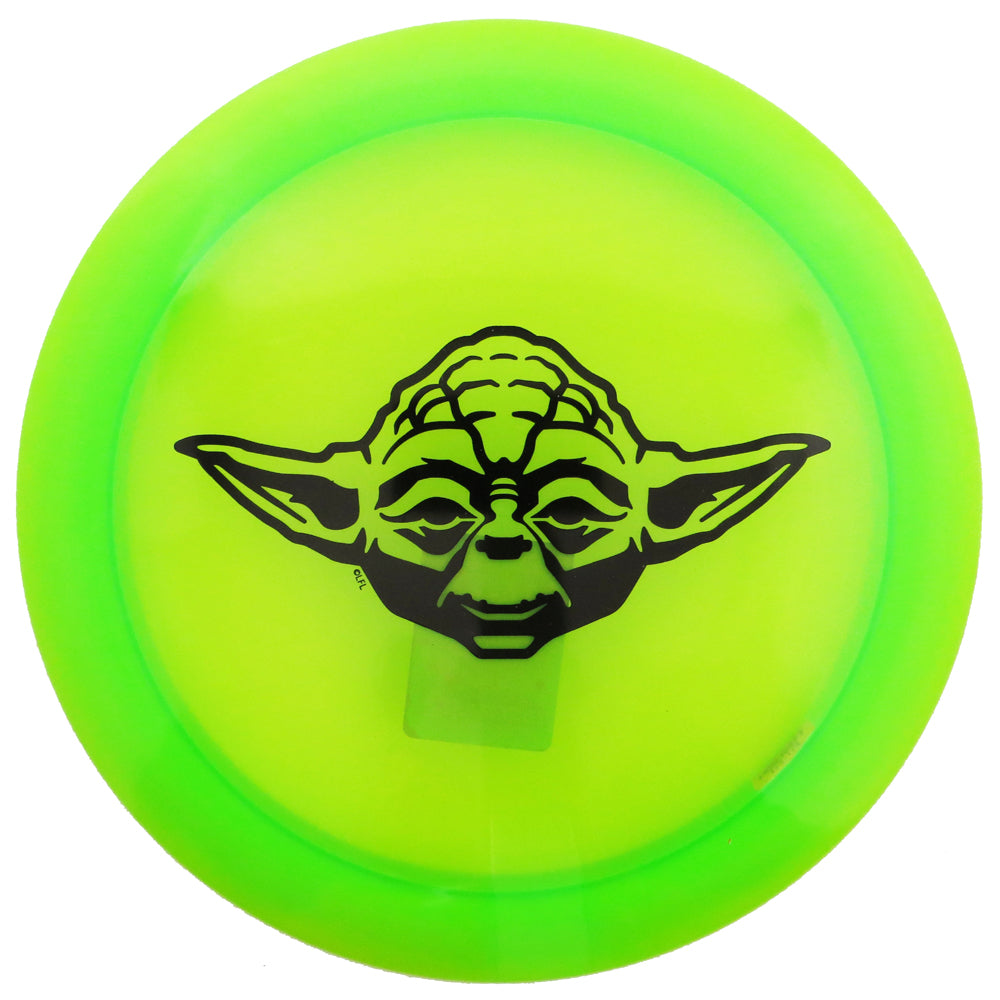 Discraft Star Wars Yoda Elite Z Force Distance Driver Golf Disc