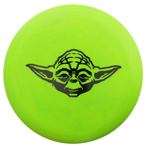 Discraft Star Wars Yoda Pro D Challenger Putter Golf Disc