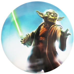 Discraft Star Wars Yoda SuperColor ESP Buzzz Midrange Golf Disc