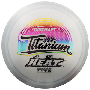 Discraft Titanium Heat Distance Driver Golf Disc