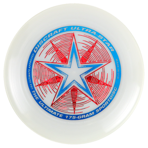 Discraft Nite Glow Ultra-Star 175g Ultimate Disc
