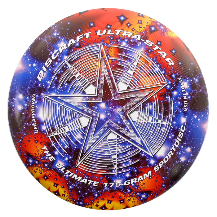 Discraft SuperColor Ultra-Star 175g Full Color Ultimate Disc