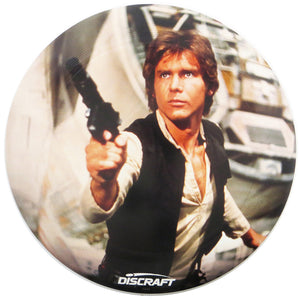 Discraft Star Wars Han Solo SuperColor Ultra-Star 175g Ultimate Disc