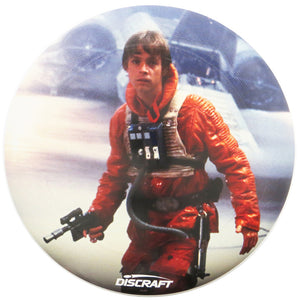Discraft Star Wars Luke Skywalker SuperColor Ultra-Star 175g Ultimate Disc