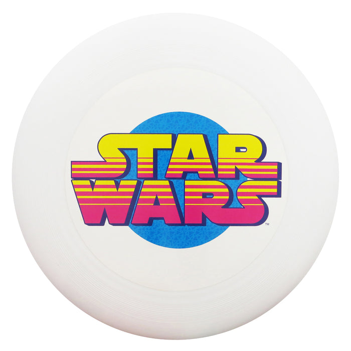 Discraft Star Wars Logo Center Print SuperColor Ultra-Star 175g Ultimate Disc