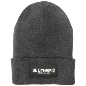 Dynamic Discs Patrol Cuff Knit Beanie Winter Disc Golf Hat