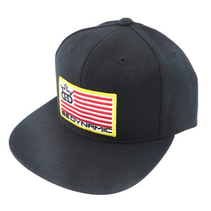 Dynamic Discs Flag Patch Snapback Flatbill Disc Golf Hat