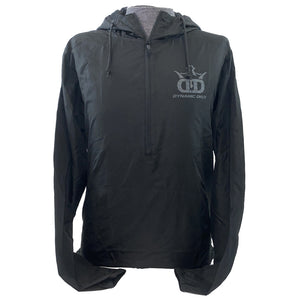 Dynamic Discs DD Logo Windbreaker Pullover Disc Golf Jacket