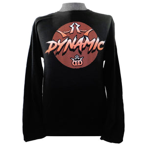 Dynamic Discs Fright Night Long Sleeve Disc Golf T-Shirt