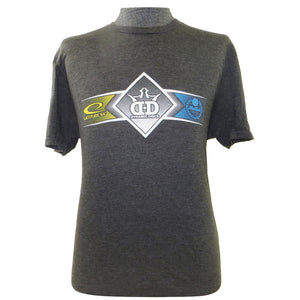Dynamic Discs Banner Trilogy Challenge Short Sleeve Disc Golf T-Shirt