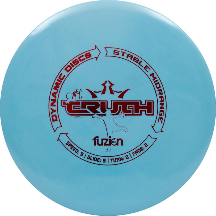 Dynamic Discs BioFuzion EMAC Truth Midrange Golf Disc