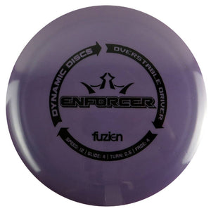 Dynamic Discs BioFuzion Enforcer Distance Driver Golf Disc