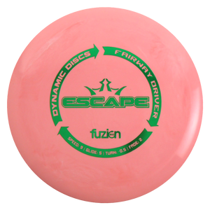 Dynamic Discs BioFuzion Escape Fairway Driver Golf Disc