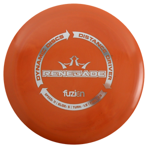 Dynamic Discs BioFuzion Renegade Distance Driver Golf Disc