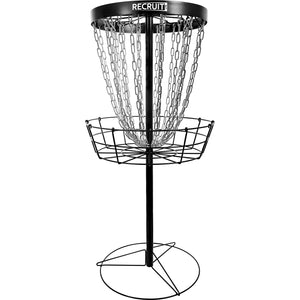 Dynamic Discs Recruit Lite 24-Chain Disc Golf Basket