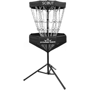 Dynamic Discs Scout 16-Chain Portable Disc Golf Basket