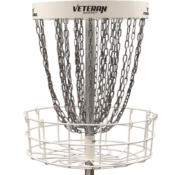 Dynamic Discs Veteran 28-Chain Disc Golf Basket