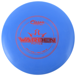 Dynamic Discs Classic Blend Warden Putter Golf Disc