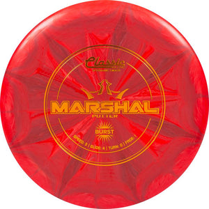 Dynamic Discs Classic Blend Burst Marshal Putter Golf Disc