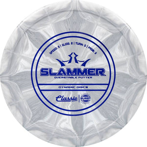 Dynamic Discs Classic Soft Burst Slammer Putter Golf Disc