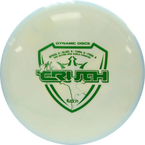 Dynamic Discs Fuzion EMAC Truth Midrange Golf Disc