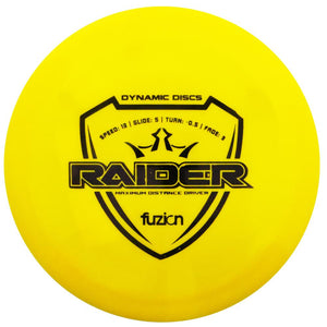 Dynamic Discs Fuzion Raider Distance Driver Golf Disc