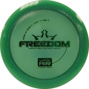 Dynamic Discs Lucid AIR Freedom Distance Driver Golf Disc