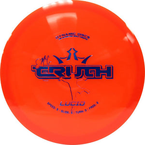 Dynamic Discs Lucid EMAC Truth Midrange Golf Disc